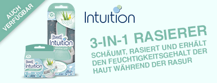 Entdecke den Intuition Sensitive Care